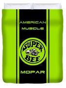 American Muscle - Mopar II Duvet Cover