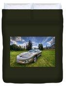 American Musclecar Firebird Duvet Cover