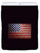 American Pastime Duvet Cover