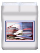 American Rail Duvet Cover