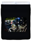 American Ride Duvet Cover