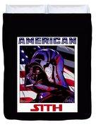 American Sith Duvet Cover