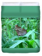 American Snout Butterfly Duvet Cover