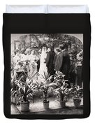 American Wedding, 1900 Duvet Cover