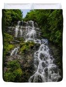 Amicola Falls Duvet Cover