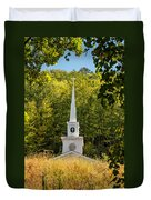 Amidst The West Virginia Woods Duvet Cover