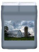Amish Barn Duvet Cover