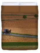 Amish Country Lancaster Pennsylvania Duvet Cover