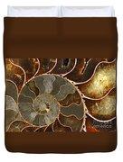 Ammolite Duvet Cover
