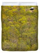 Among The Trees Duvet Cover