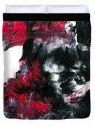 Amorphous Pleasure Duvet Cover