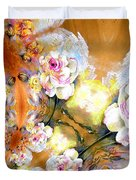 Amour Infinity Duvet Cover