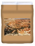 Amphitheatre At Bryce Canyon Duvet Cover