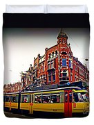 Amsterdam Transportation Duvet Cover