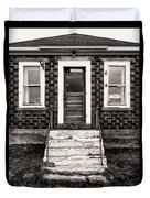 An America Home Duvet Cover