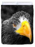 An American Eagle  Duvet Cover