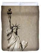 An American Icon Duvet Cover