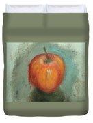 An Apple Duvet Cover