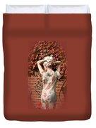An Autumn Bottom Duvet Cover