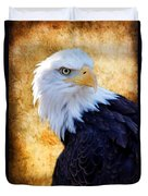 An Eagles Standpoint Duvet Cover