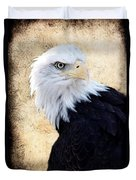 An Eagles Standpoint II Duvet Cover