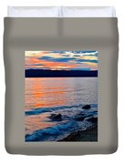 An Evening To Remember Duvet Cover
