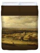 An Extensive Landscape Duvet Cover