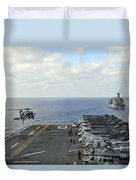 An Mh-60s Sea Hawk Takes Duvet Cover