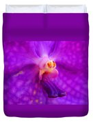 An Orchid's Delicates Duvet Cover
