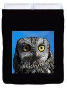 An Owl Duvet Cover