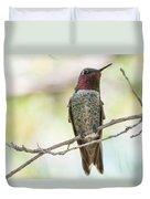 Ana Hummingbird Duvet Cover