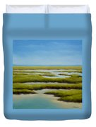 Anahuac Afternoon Duvet Cover