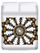 Ananasi Mandala Duvet Cover