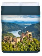 Ancient Austria Duvet Cover