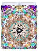 Ancient Awareness Duvet Cover