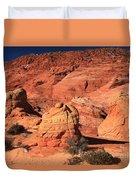 Ancient Sand Dunes Duvet Cover