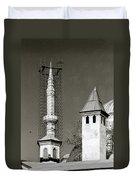 Ancient Turkey Duvet Cover