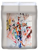and I trust in You Duvet Cover