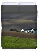 Andalusian Farmland  Duvet Cover