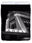 Andaz Hotel On 5th Avenue Duvet Cover
