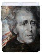Andrew Jackson Duvet Cover