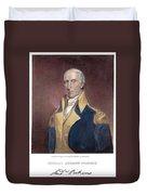 Andrew Pickens (1739-1817) Duvet Cover