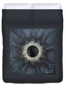 Andromeda Iris Constellation Duvet Cover