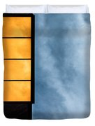 Androscoggin Bank Number 2 Duvet Cover