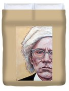 Andy Warhol Duvet Cover