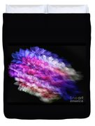 Anemone Abstract Duvet Cover