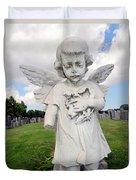 Angel Child Duvet Cover