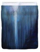 Angel Falls Duvet Cover