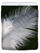 Angel Feather Duvet Cover by Carol Lynch