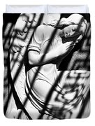 Angel In The Shadows 2 Duvet Cover